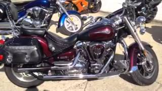 4. 2005 Yamaha Road Star 1700 U2242