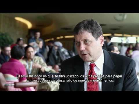 Tráiler del documental 'El medicamento, un derecho secuestrado', producido por Farmamundi, en el que se aborda el problema del acceso a los medicamentos esenciales en los países empobrecidos.