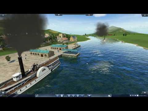 Transport Fever #07 - Зарабатываем на нефти