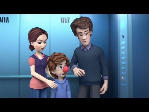 Фиксики - Лифт (видео)