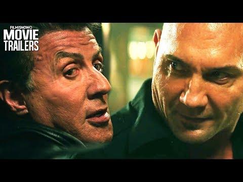 ESCAPE PLAN 2 Trailer NEW (2018) - Sylvester Stallone, Dave Bautista Sequel Movie