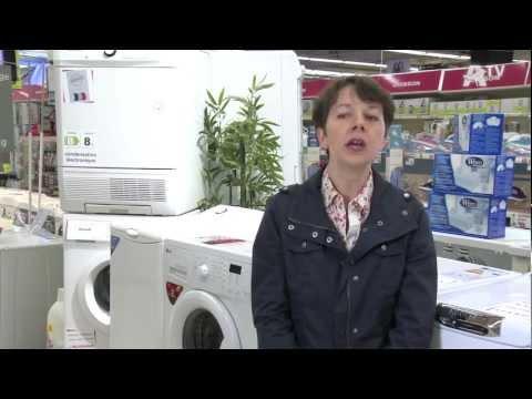 Auchan - Comment choisir son sèche-linge ?