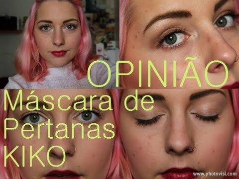 Opinião | Máscaras de Pestanas Kiko