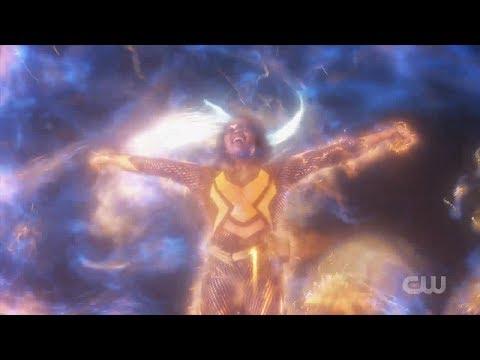 the effects of jennifer absorbing all that energy/ Black lightning season 3 episode 5