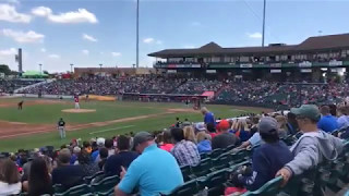 Tim Tebow's first at-bat in FirstEnergy Park, as the Columbia Fireflies took on the Lakewood BlueClaws.If you're new, Subscribe! → https://www.youtube.com/user/Hawk1057 Go here → http://1057thehawk.comLike us → https://www.facebook.com/1057thehawk?ref=hlFollow us → https://twitter.com/1057thehawkGet our newsletter → http://1057thehawk.com/registration/For any licensing requests please contact shore.youtube@townsquaremedia.com