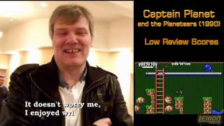 ANTONY CROWTHER: On Captain Planet & Captive (Amiga) - by LemonAmiga.com