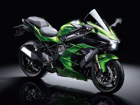 2018 Kawasaki Ninja H2 SX!