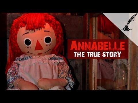 Annabelle the Doll: The Origins   Documentary