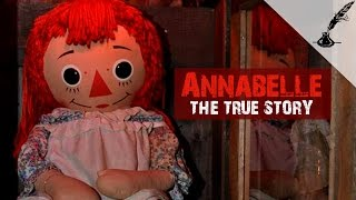 Annabelle the Doll: The Origins | Documentary
