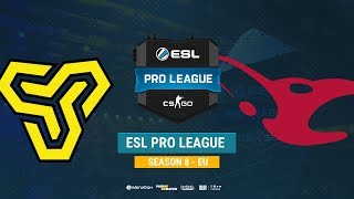 Space Soldiers vs mousesports - ESL Pro League S8 EU - bo1 - de_dust2 [CrystalMay, MintGod]