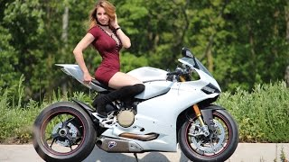 7. Picking Up a Ducati 1199 Panigale S!!!