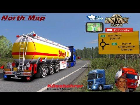 Kassbohrer Tanker Trailer 1.37