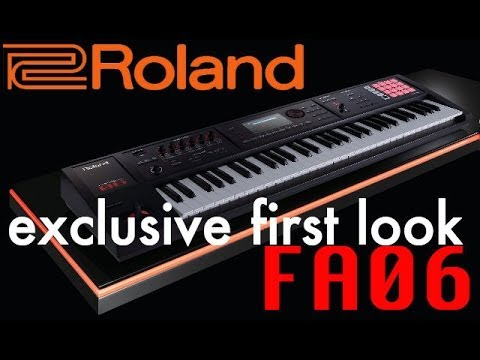 roland - Roland popped down a couple of days ago to give us the skinny on a new product which was released today. Taking the legacy of the Fantom workstations and com...