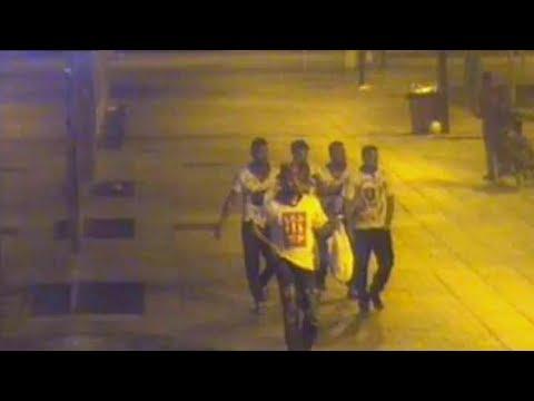 La Manada-Prozess wegen Vergewaltigung in Pamplona