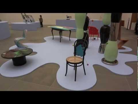Ausstellung über Mendini  Vorschau