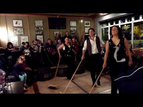 Cunningham Sean Nos Dancers, Clifden Trad Fest