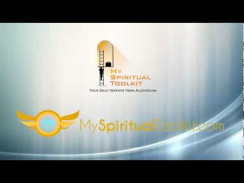 Video of 12 Steps AA Spiritual Toolkit