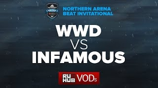 Infamous vs Freedom, game 3