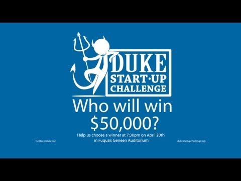 Das 13. Jährliche Duke Start Herausforderung große Finale