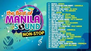 Video Various Artists - The Best of Manila Sound [Non-stop] MP3, 3GP, MP4, WEBM, AVI, FLV Agustus 2019