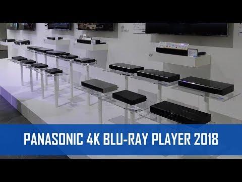 PANASONIC 4K BLU-RAY PLAYER NEUHEITEN 2018 (Vorstellung)