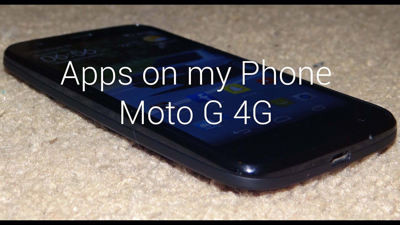 Descargar Apps On My Phone (Moto G 4G) para Celular  #Android