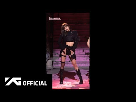 BLACKPINK - LISA 'Kill This Love' FOCUSED CAMERA
