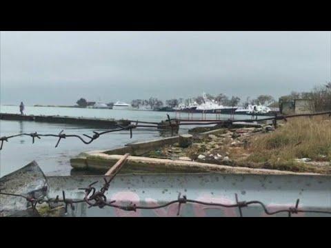 Αγωνιούν οι οικογένειες των Ουκρανών ναυτικών