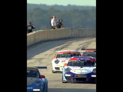 Yokohama Tire GT3 Race Video
