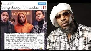 Pastor Troy Calls Out T.I., Young Jeezy & Ludacris For Forgetting Legends That Opened All The Doors