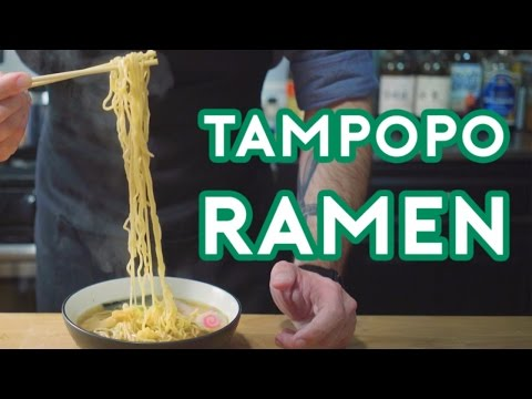 Chef Recreates Ramen Noodles from the Classic Japanese Comedy Film