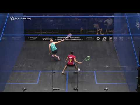Squash tips - Give yourself options in the front corners