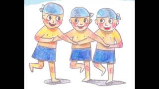 歌謠篇 建和卑南語 08tu senay da cakuvakuvan 少年歌之二-童謠