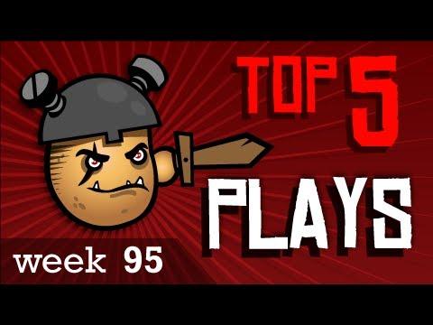 League of legends top 5 fails week 50 2015