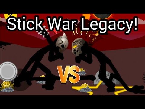 Griffon the Great vs The Final BOSS! | Stick War Legacy