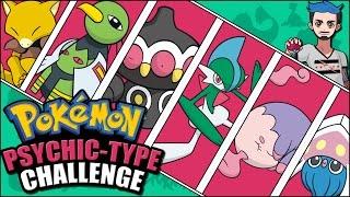 PSYCHIC POKÉMON CHALLENGE   Pokémon Naming Challenge by Ace Trainer Liam