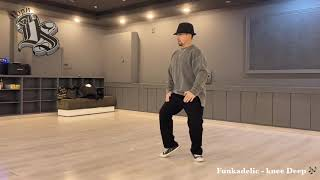 Poppin DS – online class popping clip solo