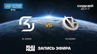 SK Gaming vs ViCI.Gaming - IEM Sydney - de_cobblestone [ceh9, flife]