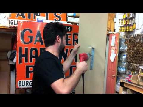 Video of Garber Hardware