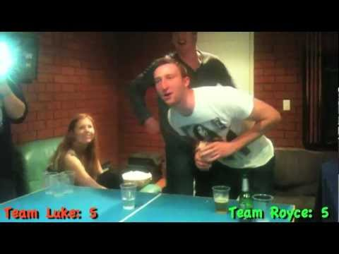 Beer Pong II – The Already Drunk Edition
