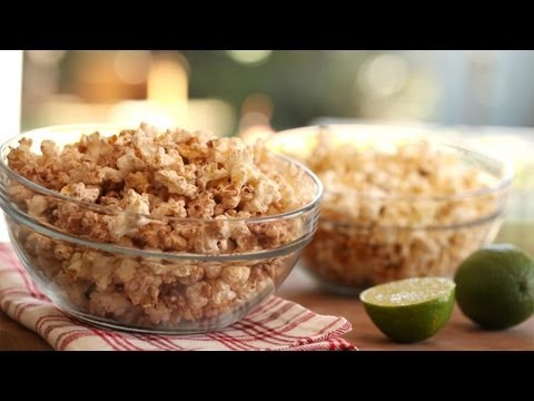 Popcorn After School Snacks, Sweet & Spicy (Make Yourself Recipes) || KIN PARENTS