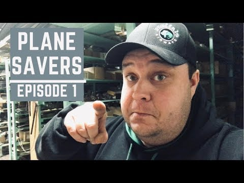 "Plane Savers E1 ""First Episode!"""