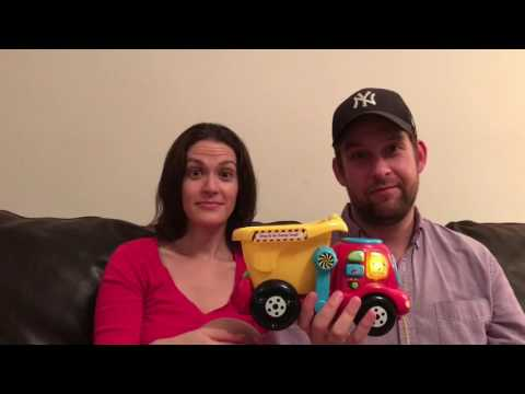 Parental Guidance Episode 1: The Drop & Go Dump Truck