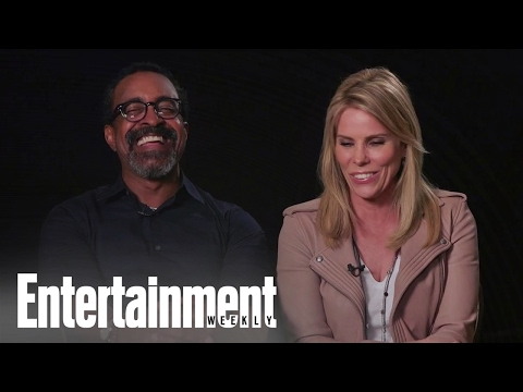 Son Of Zorn: Cheryl Hines & More Cast Members Describe The Show Using 6 Words | Entertainment Weekly