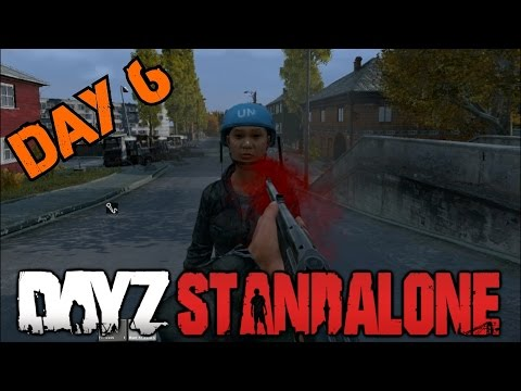 MY FIRST KILL!!!▐ DayZ Standalone▐ The FRIENDLY Zombie Apocalypse! Day #6