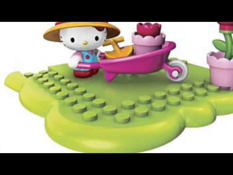 Video See the latest YouTube of Hello Kitty Flower Garden