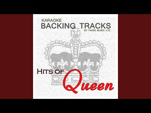 I Want To Break Free (Originally Performed By Queen) (Karaoke Version)