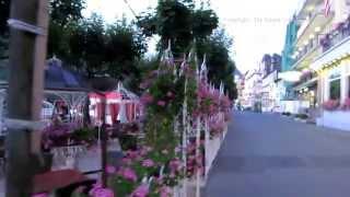 Boppard Germany  city images : Evening Walk along Rheinallee in Boppard Germany - Rhine Gorge 4