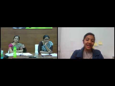 Ms. Shrushti Jayant Deshmukh - AIR 5 UPSC CSE 2018 - UPSC Topper