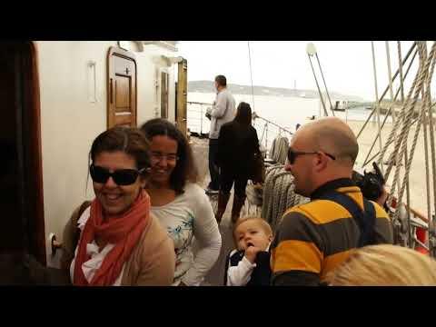 SAGRES-navio escola a 75 anos no mar